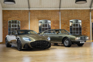 Aston Martin DBS Superleggera special edition