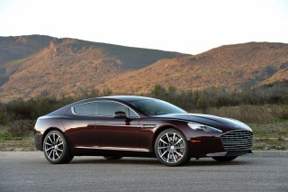 2016 aston martin rapide review, ratings, specs, prices, and photos