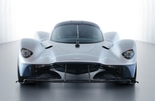 Aston Martin names carbon fiber supplier for Valkyrie hypercar