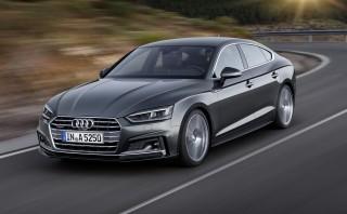 2018 Audi A5 Sportback (European spec)