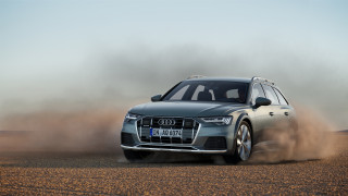 2020 Audi A6 Allroad wagon earns Top Safety Pick+