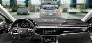 Audi e-tron Integrated Toll Module