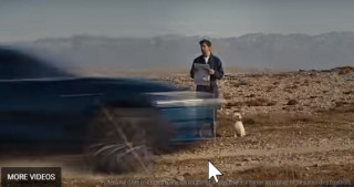 "Audi e-tron quattro ad: ""Not for You"" [Screenshot]"