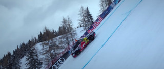 E-tron follows original Quattro to the ski slopes in Audi's latest ad