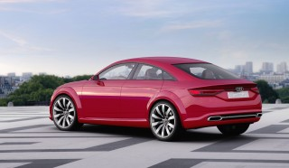 Audi TT to morph into sedan? Not so fast, says Audi boss
