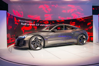 Electric cars from Audi, Porsche: Explaining platform magic