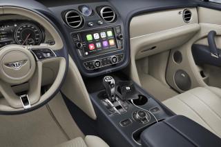 Bentley Bentayga Hybrid's savvy navigation system maximizes efficiency