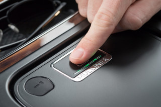 Safe and sound: Bentley debuts biometric storage system for Bentayga
