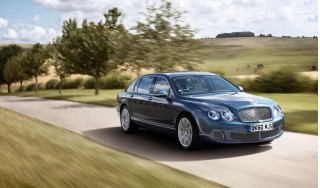 2012 Bentley Continental Flying Spur Photo