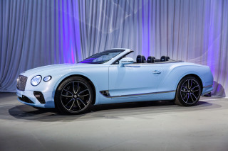 The Bentley GT Convertible's best feature is one we'll hardly see