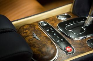 Bentley open-pore veneer