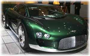 Bentley LeMans