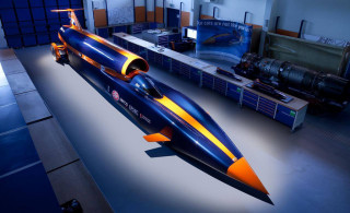Bloodhound land speed record project saved by buyer