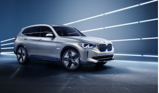 Orders in: 1,000 buyers in Norway reserve coming all-electric BMW iX3 crossover SUV