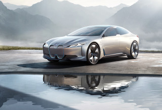 BMW i4 will resemble 4-Series Grand Coupe–with big battery