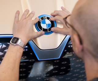 BMW teases Vision iNext electric SUV