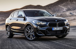 2019 BMW X2 M35i is a 302-horsepower hot hatch alternative