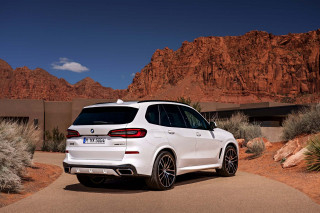 2019 BMW X5 named Top Safety Pick+ with optional headlights