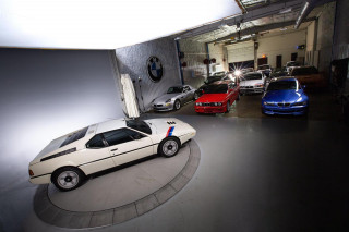 Collection of BMW Legends for sale for $2.3M