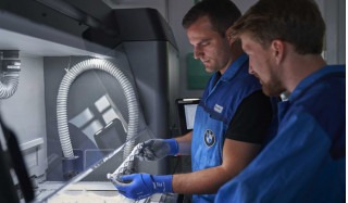 BMW makes 1-millionth 3D-printed component