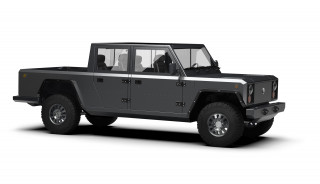Bollinger B2: The electric off-road pickup of your dreams
