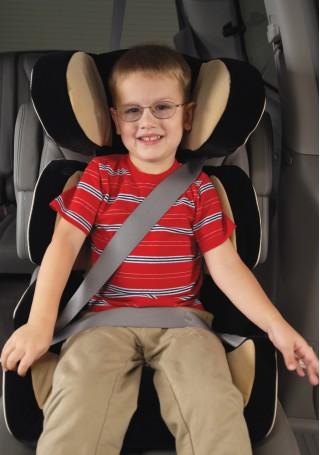 Parents Carpooling Kids Often Skip Booster Seats: Study