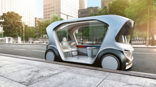 Bosch bringing self-driving car concept to 2019 CES
