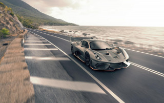 Track-only Brabham BT62 supercar gets official road car conversion