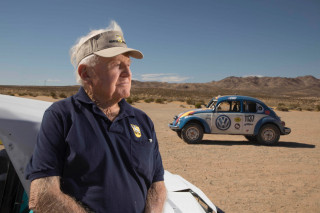 Bruce Meyers pioneered VW's participation in Baja off-road racing