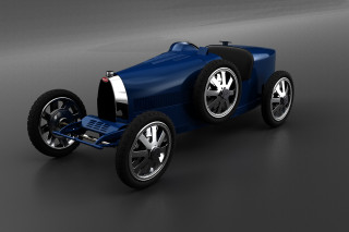 Bugatti Baby, meet the baby Bugatti electric