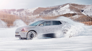 Byton M-Byte electric SUV tackles cold-weather testing, nears production