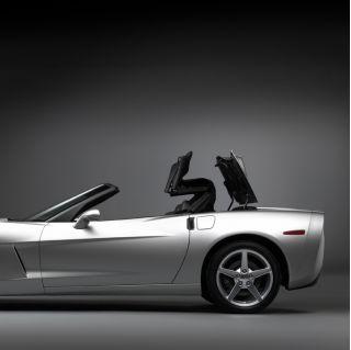 C6 Corvette ragtop