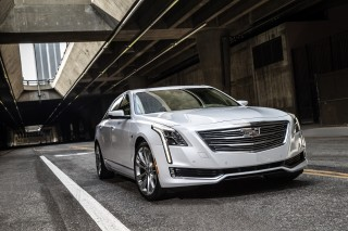 2018 Cadillac Ct6 Review Ratings Specs Prices And Photos The Car Connection