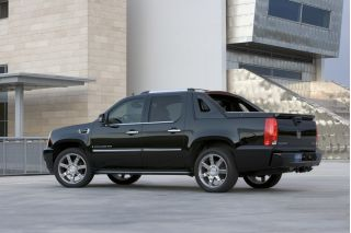 2009 Cadillac Escalade EXT Photo