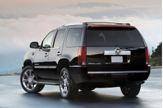2010 Cadillac Escalade Photo