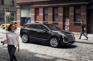 2017 Cadillac Xt5 Review Ratings Specs Prices And Photos The Car Connection