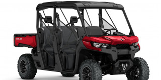 Can-Am Defender side-by-side off-roader