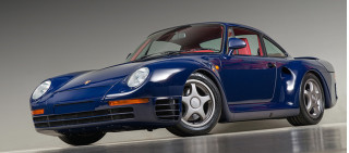 Canepa has crafted the perfect Porsche 959