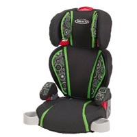 car seats - Graco Highback TurboBooster