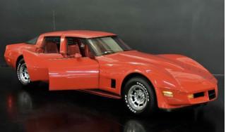 1980 Chevrolet Corvette four-door