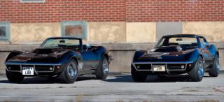 1969 Chevrolet Corvette with L88 big-block V-8