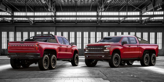 Chevy Silverado-based Hennessey Goliath 6x6 revealed with 705 horsepower