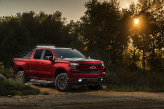 Chevy shows off 2019 Silverado concepts heading to SEMA