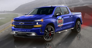 2019 Chevrolet Silverado Daytona 500 pace vehicle