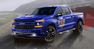 2019 Chevrolet Silverado Daytona 500 pace vehicle