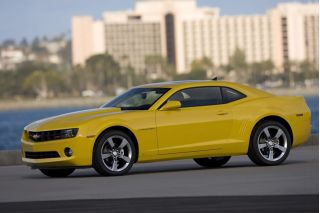 2010 Chevrolet Camaro Photo