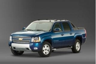 2010 Chevrolet Avalanche Photo