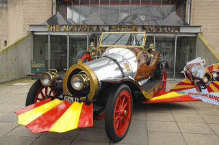 Chitty Chitty Bang Bang turns 50 years old
