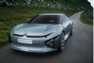 Citroën Cxperience concept, 2016 Paris auto show