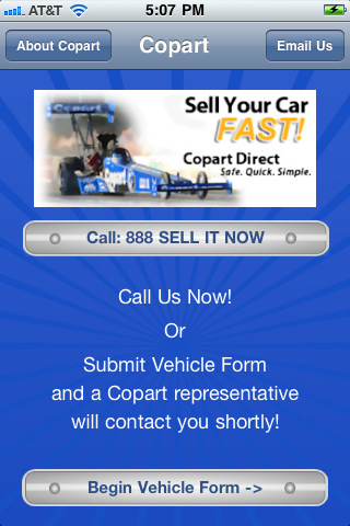 Tired Of Ebay Craigslist Sell Your Car With Copart App